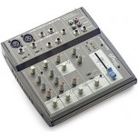 STAGG SMIX 2M2S F US Multi-Channel Stereo Mixer New