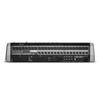 SOUNDCRAFT SI Performer 2 Compact Digital Live Tour Mixer w/DMX512 DIsplay Unit