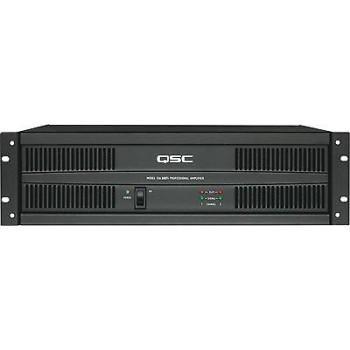 QSC ISA300Ti 2 Channels, 185 watts/ch @ 8 ohms, 280 watts/ch @ 4 ohms,