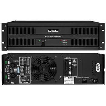 QSC ISA280 2 Channels, 185 watts per Ch @ 8 ohms, 280 watts per ch @ 4 ohms