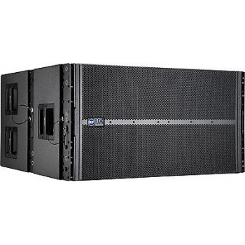 "RCF TTL36-A 4000w Dual 18"" Active Line Array Subwoofer New"