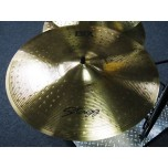 "STAGG BTX-CM16B 16"" B10 Bronze Medium Crash New"
