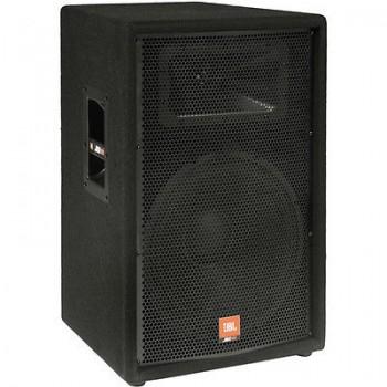 "JBL JRX-115  15"" 2-Way Speaker/Floor Monitor Pole Mnt"