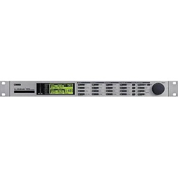 TC Electronic M3000 600 factory presets and multiple I/O formats