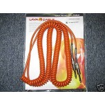 20' LAVA Retro Coil Instrument Cable  StraightEnds New