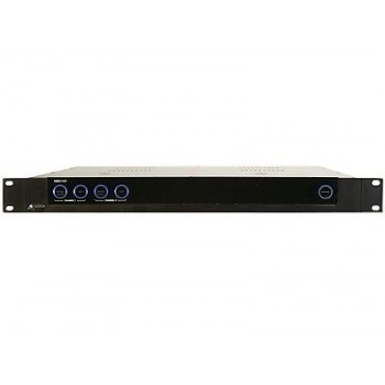 AUSTRALIAN MONITOR AMD2200P 1U 2 x 200W AMD Series Power Amplifier RS232  New