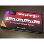 DBX 166XS Dual Compressor/Limiter/Gate w/Peakstop New