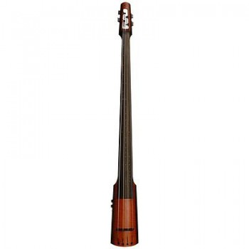NS Design - CR5M Bass 5-String Electric Upright Double Bass EMG Amber New