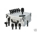 AUDIX FP7 7 Microphone Fusion Series Drum Pack New