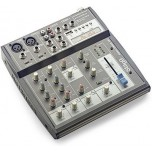 STAGG SMIX 2M2S UF Multi-Channel Stereo Mixer USB New