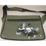 Kleome Messenger Bag (Green) (New)
