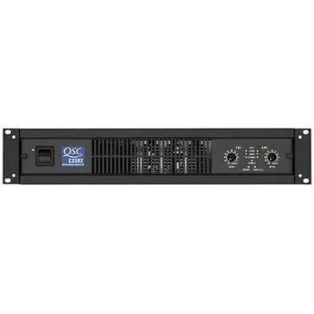 QSC CX1202V 2 Channels 700 watts/ch @ 8 Ohms, 1000 watts/ch @ 70V