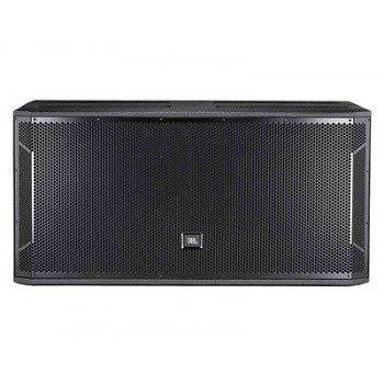 "JBL STX-828S Dual 18"" 4000W 2242H Super Vented Gap Compact Subwoofer New"
