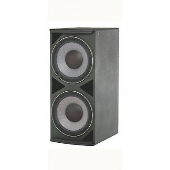 "JBL ASB6128 Dual 18"" High-Power Subwoofer New"