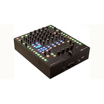 Rane Sixty-Eight DJ Mixer with USB. Support for Four Decks. Serato Scratch Live