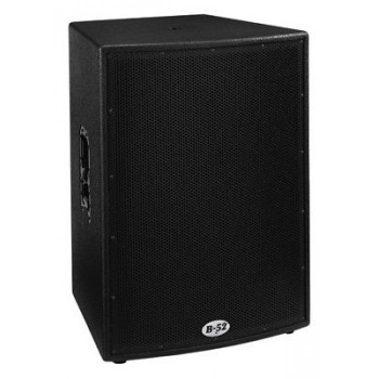"B-52 ACT-18XSV2 Passive 18"" 1000w Passive Subwoofer New"