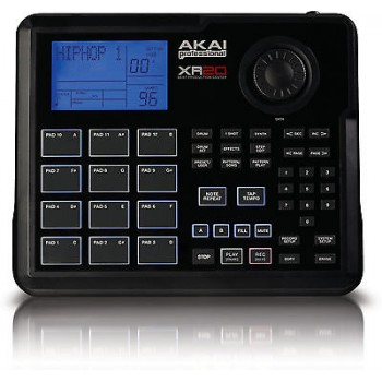 AKAI XR20 Beat production center with over 700 sounds, effects. Mic input