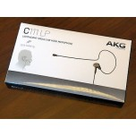 AKG C111LP Lightweight Micro Earset Boom Microphone .25oz Mini XLR New
