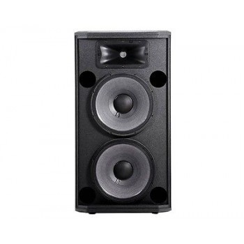 "JBL STX-825 15"" Dual 2-Way 2400w Trapeziodal Passive or Biamped Speaker New"