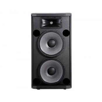 "JBL STX-825 15"" Dual 2-Way 2400w Trapeziodal Passive or Biamped Speaker New"