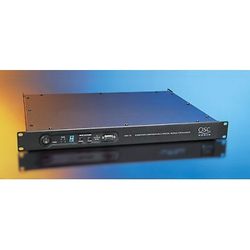 QSC DSP30 2 Channel digital signal processor with combo XLR in/out connectors
