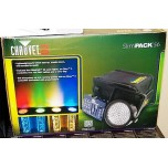 CHAUVET SlimPack 56 Effects Lighting Bundle 4 x Slim Wash Lights + Obey3 New