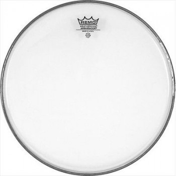 "REMO BA-0314-00 14"" Ambassador Clear Batter Head New"