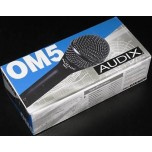 AUDIX OM5 Dynamic Hypercardioid Handheld Microphone New