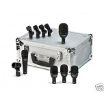 AUDIX FP5 5 Microphone Fusion Series Drum Pack New