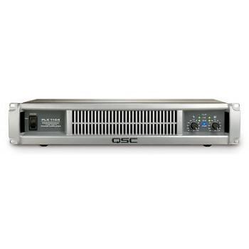 QSC PLX1104 2 Channel Power Amplifier New