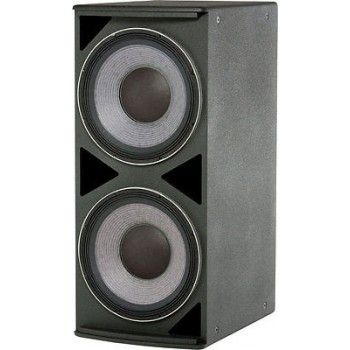 "JBL ASB4128 Medium Power Dual 18""Subwoofer New"