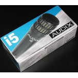 AUDIX I5 Dynamic Cardioid Instrument Microphone New