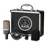 AKG C214 C 214 Studio Cardioid Condenser Microphone New
