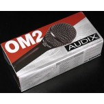 AUDIX OM2 Dynamic Hypercardioid Handheld Microphone New