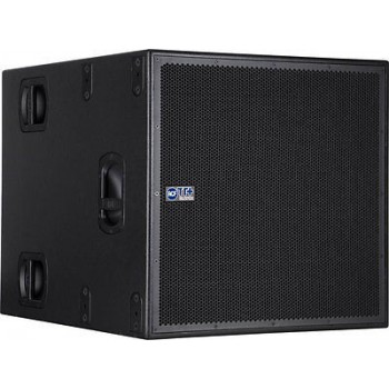 "RCF TTS28-A 2000w Dual 18"" Active Subwoofer New"