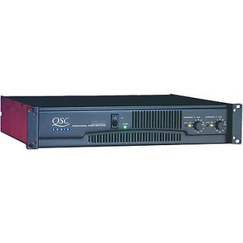 QSC RMX850a 2 Channels 200 watts/ch @ 8 ohms, 300 watts/ch @ 4 ohms
