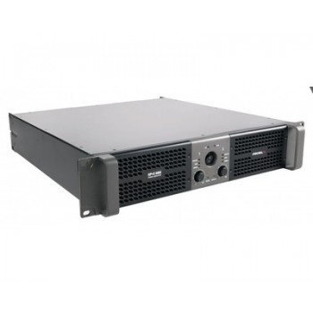 PROEL HPX6000 6000w Power Amplifer Limiter Speakon Binding Post 29lbs New
