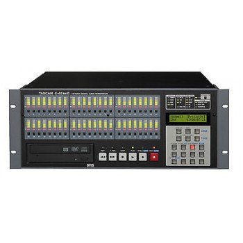TASCAM X-48MKII 48 Track Hybrid Hard Disk Workstation New