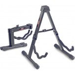 STAGG SGA0081BK A-Frame Foldable Guitar Stand New