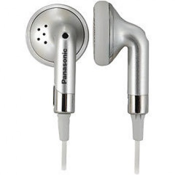 PANASONIC RP-HV250 PORTABLE EARBUD HEADPHONES NEW!