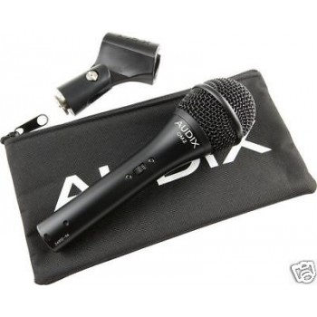 AUDIX OM2S Dynamic Hypercadioid Microphone w/Switch New