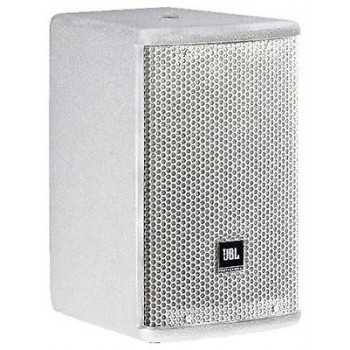 JBL AC15WH Ultra Compact 2-Way Loudspeaker White Finish New