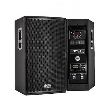 "RCF TT5-A 15"" 1600w Bi-Amplified 2-Way Active Loudspeaker/Monitor RDNet Rdy New"