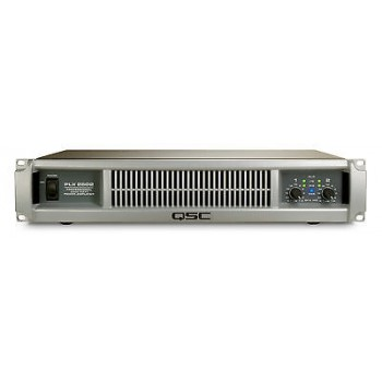 QSC PLX2502 2 Channel Power Amplifier New