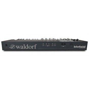 WALDORF Blofeld 49 Key Synthesizer 25 Voice 3 Oscillator Sound Module Black New