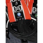 Hosa Guitar Cable, Hosa Straight to Same, 10 ft GTR-210