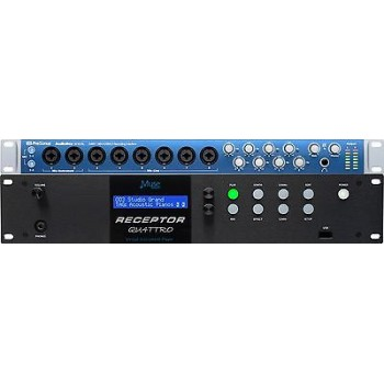 MUSE RESEARCH Receptor Qu4ttro Standalone Stage/Studio Virtual Instrument Player