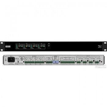 Rane MA 4 Multi Channel Amplifier 100 Watts x 4 Channes Built in load monitoring