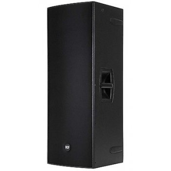 "RCF 4PRO 5031-A  Dual 15"" 1200W Active 2-Way Loudspeaker New"