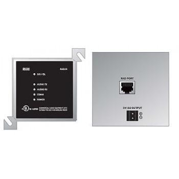 RANE RAD24 Amplifier; RAD One Watt 8-ohm Amplifier